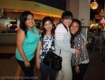 Me, my Ate Vivian, Ate Bing Bing and sister.