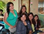 Me, Alarisse, Mom, Manang Lita and Ayana.