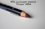 "NYX ""Prune"" lipliner pencil"