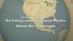 Hotel Del Social Media Video