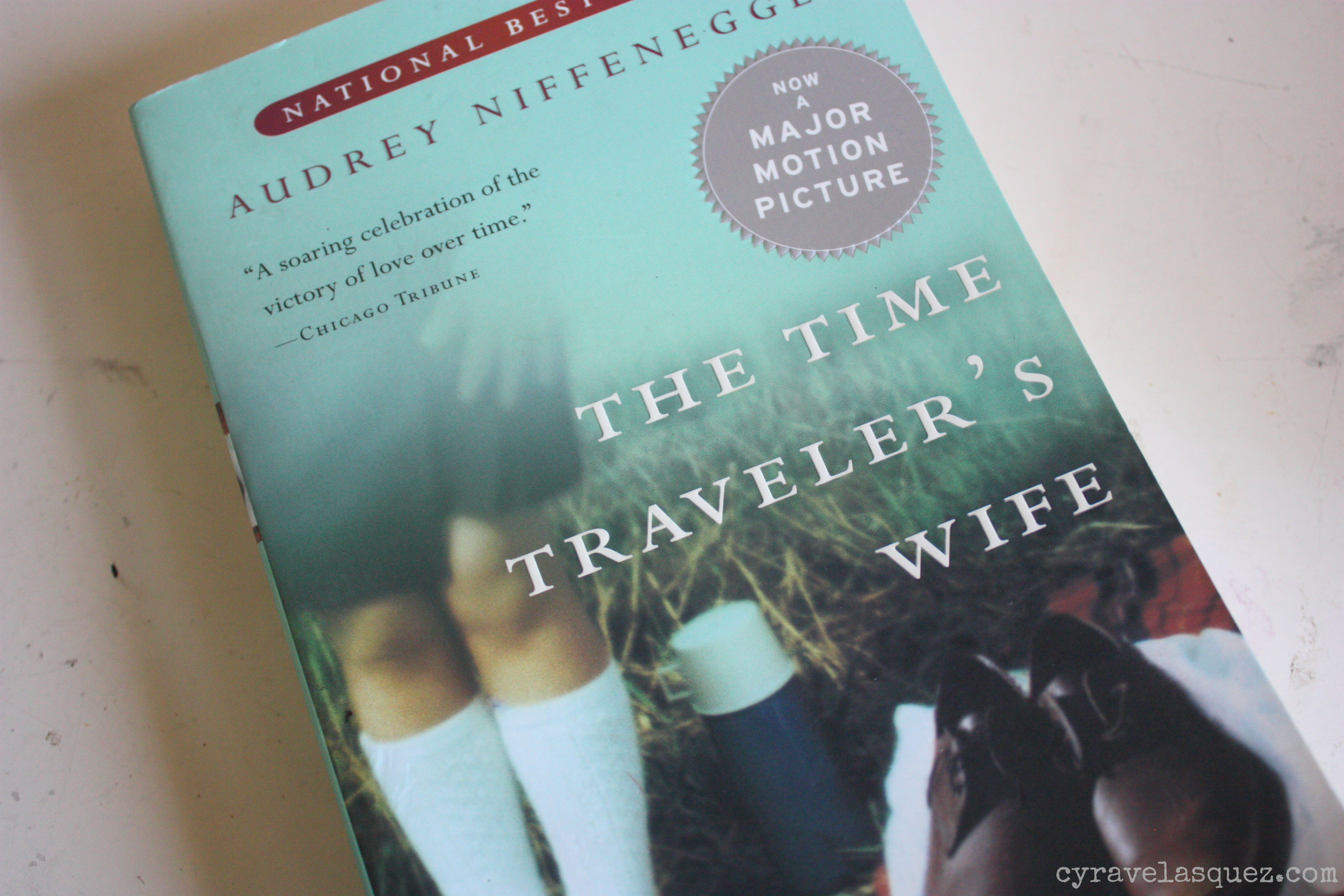 The Time Traveler's Wife by Audrey Niffenegger.