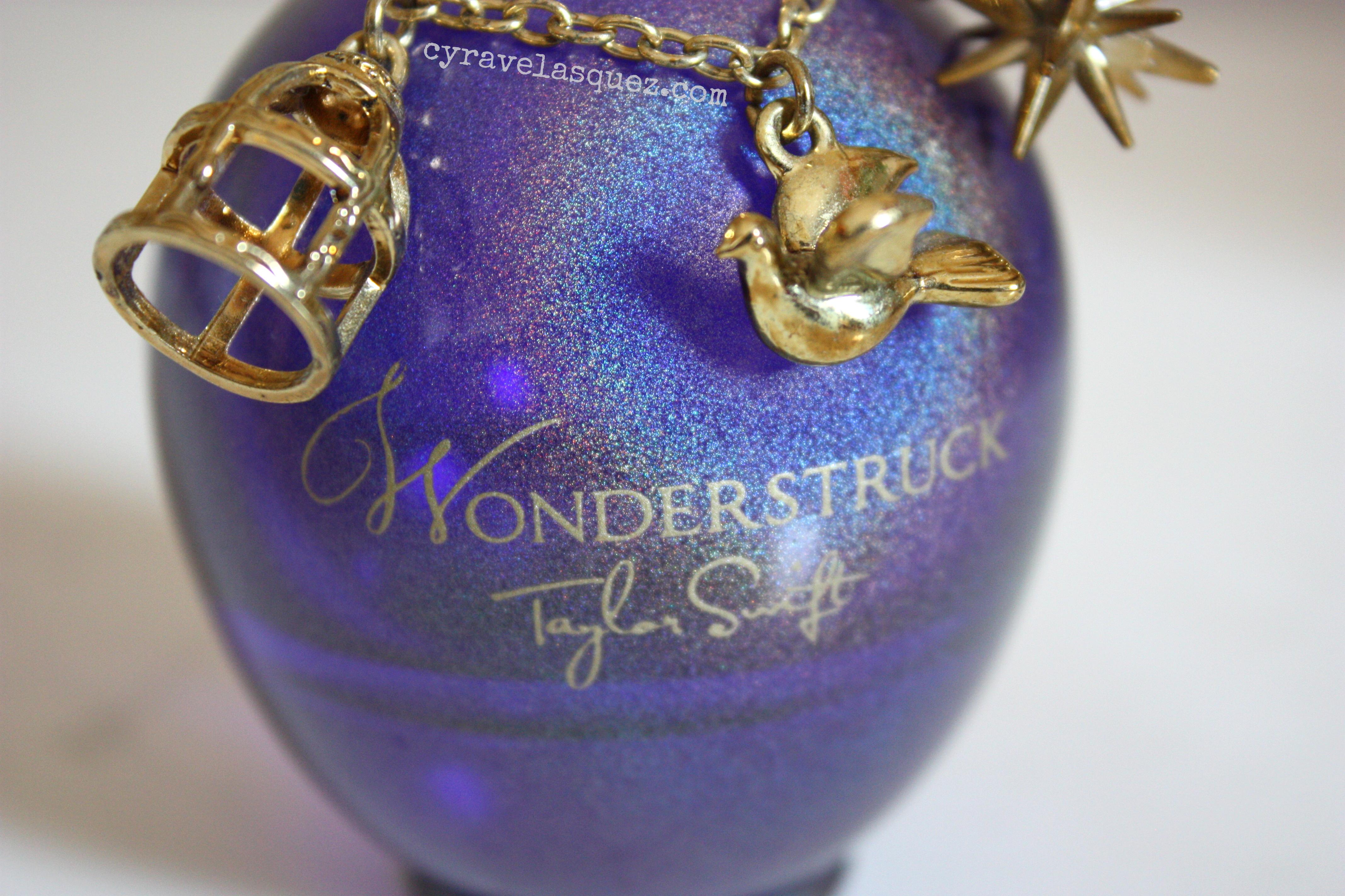 """Taylor Swift's perfume in """"Wonderstruck"""""""
