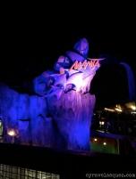 Manta ride at SeaWorld San Diego.