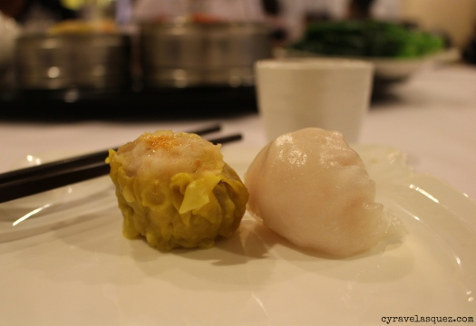 Dim sum from Capital Seafood at the Irvine Spectrum.