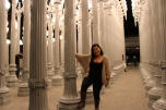 at the Los Angeles County Museum of Art (LACMA).